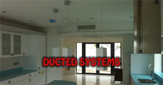 Heating & cooling the home with ducted systems