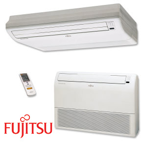 Who manufactures Fujitsu air conditioners?